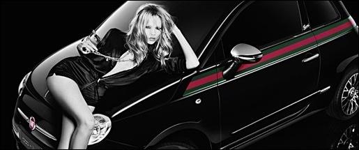 Fiat 500 Gucci Natasha Poly