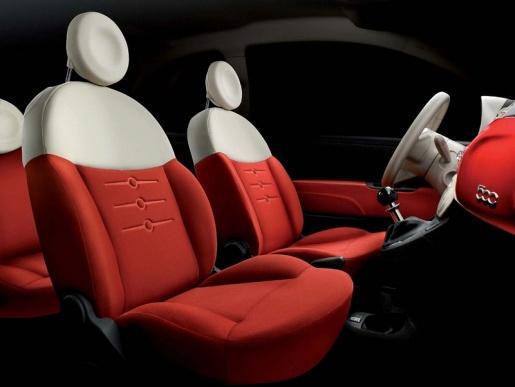 Fiat 500 - Italia Style