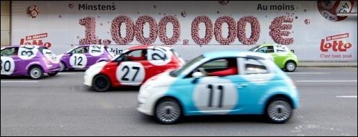 Fiat 500 Lotto