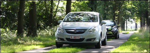 Ford Ka - Opel Corsa ecoFLEX