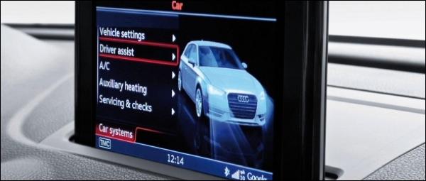 Audi A3 2012 Gelekt + Interieur