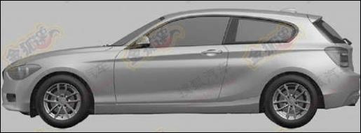 BMW 1-Reeks Driedeurs facelift