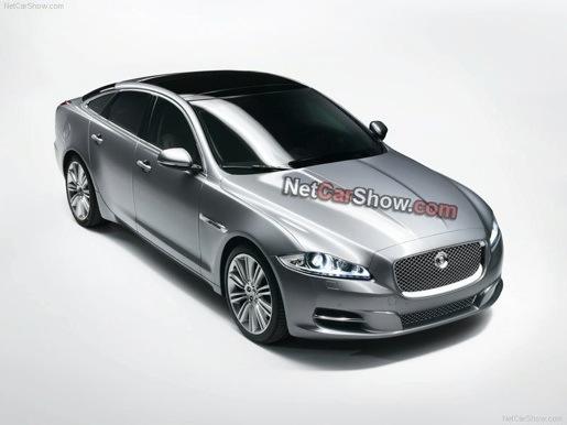 Gelekt: Jaguar XJ