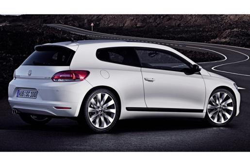 Gelekt: Volkswagen Scirocco