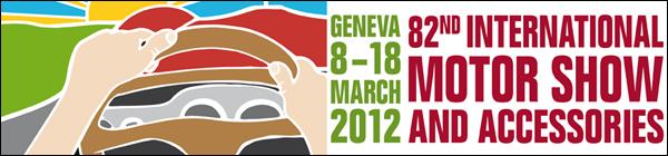 Autosalon Geneve 2012 premieres