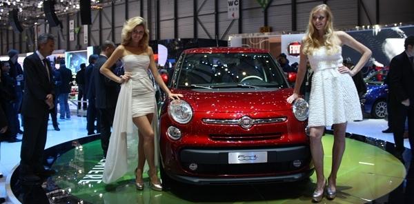 Fiat 500L Geneve