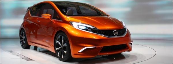 Nissan Invitation Concept Geneve