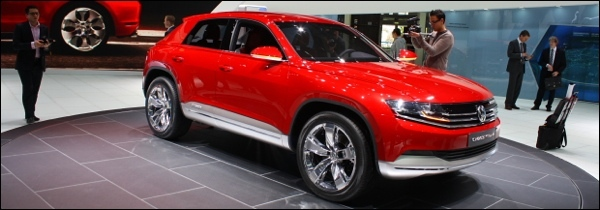 Volkswagen Cross-Coupe Geneve