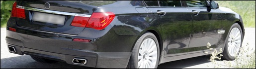 Gespot: BMW M7