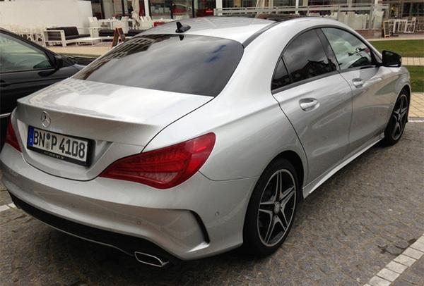 Mercedes CLA Klasse CLA250 AMG