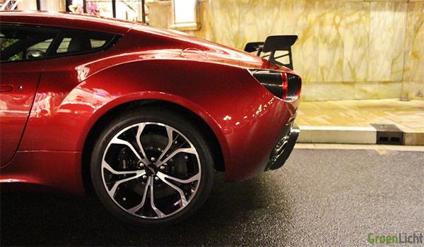 Gespot Monaco - ASTON MARTIN V12 ZAGATO