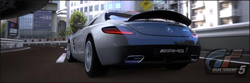 Gran Turismo 5 test preview
