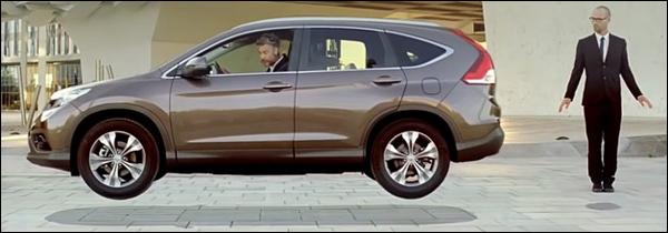 Honda CR-V 1.6