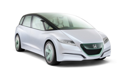 Honda Tokyo Clarity, EV-N, CR-Z, Skydeck
