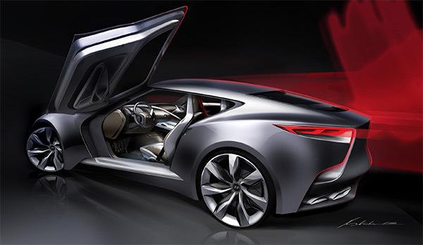 Hyundai HND-9 Concept Genesis