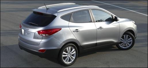 Hyundai ix35 nieuwprijs