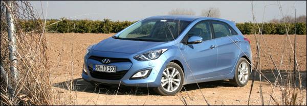 Hyundai i30 test 2012