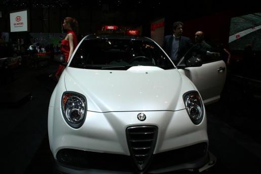 Alfa Romeo MiTo GTA Concept Geneva