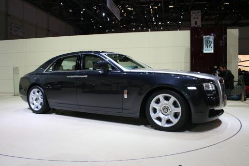 Rolls-Royce Geneva Motor Show