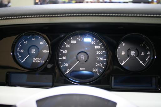 Rolls-Royce Geneva Motor Show 200EX and Phantom Update