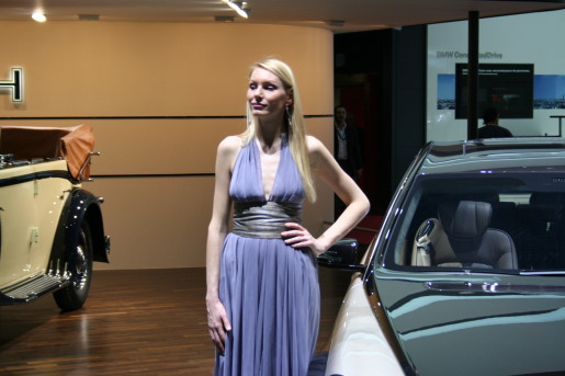 Maybach Zeppelin Geneva Motor Show