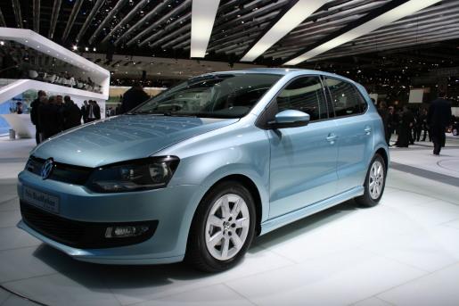 Volkswagen Polo Bluemotion Concept