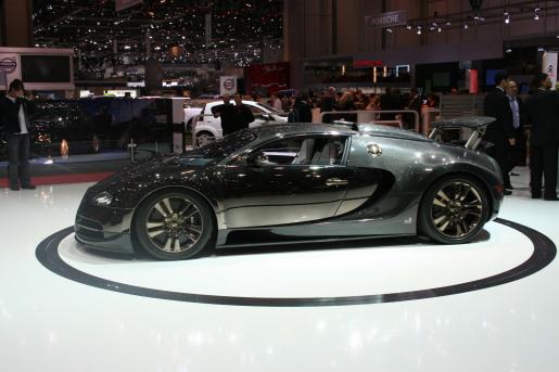 Mansory Veyron Linea Vincero Bugatti