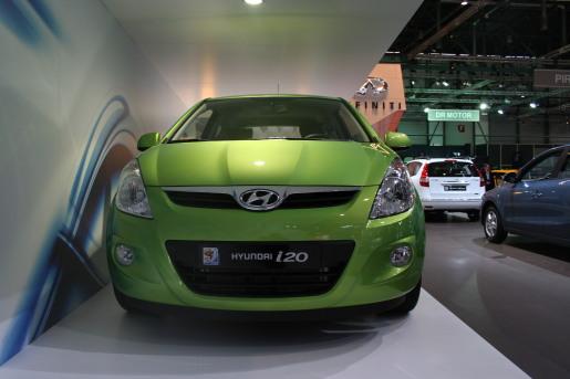 Hyundai i20 driedeurs