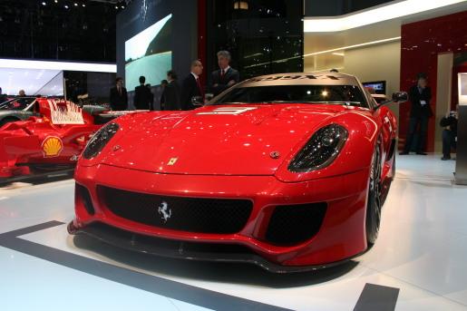 Ferrari 599XX - GTO