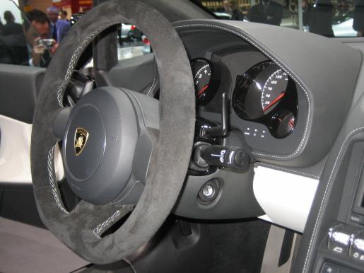 Lamborghini LP560-4 Genève Geneva