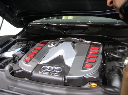 Audi Q7 V12 TDI Genève Geneva