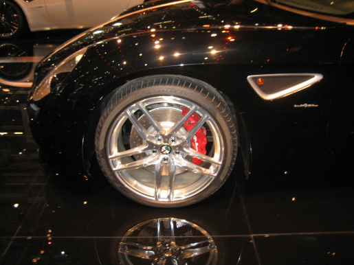 Alfa Romeo 8C Competizione Genève Geneva