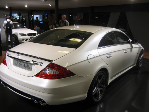 Mercedes CLS 63 AMG Facelift Genève Geneva