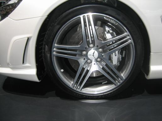 Mercedes SL63 AMG Facelift
