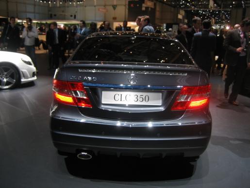 Mercedes CLC Genève Geneva