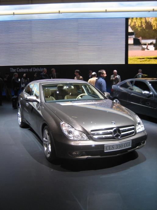 Mercedes CLS Facelift Genève Geneva