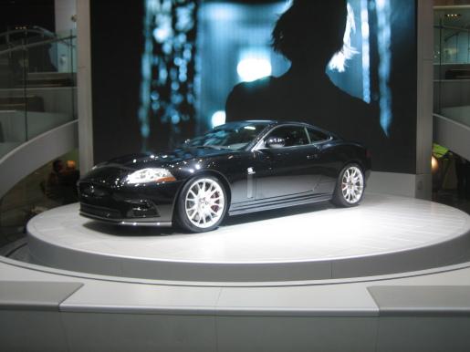 Jaguar XKR-S Genève Geneva