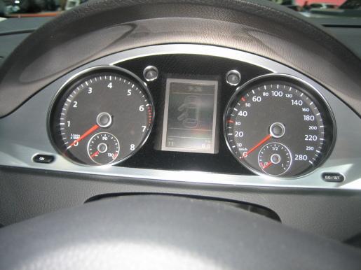Volkswagen Passat CC Genève Geneva