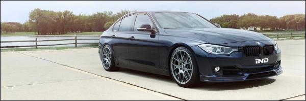 IND BMW 3-Reeks F30 Tuning