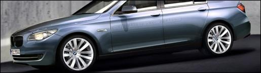 Impressie BMW 5-Reeks