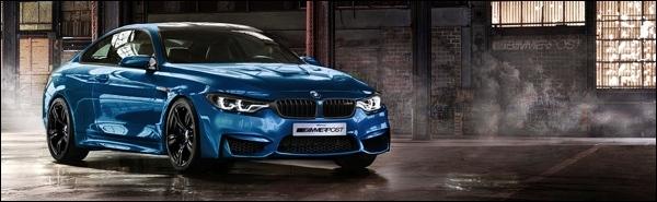 Impressie BMW M4 2014