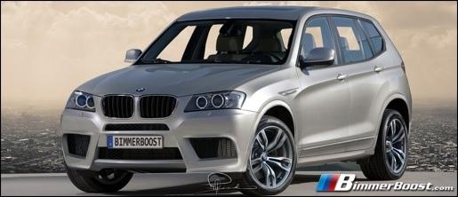 Impressie BMW X3 M