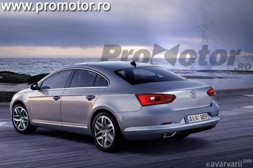 Impressie: nieuwe Volkswagen Passat