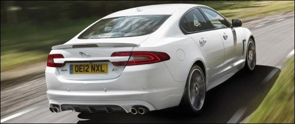Jaguar XFR Speed Pack 2012