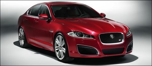 Jaguar XF-R 2012