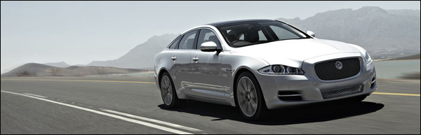 Jaguar XJ L 2.0 2013 Test