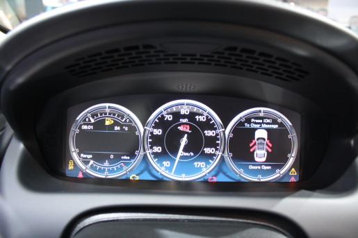 Autosalon Frankurt 2009 Jaguar XJ