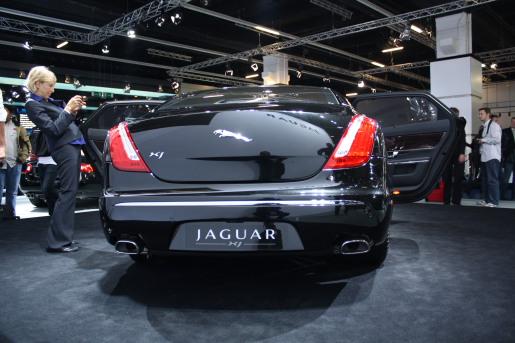 Jaguar XJ Frankfurt 2009