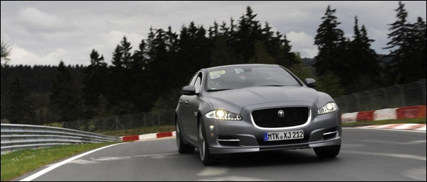 Jaguar XJ Supersport Ringtaxi
