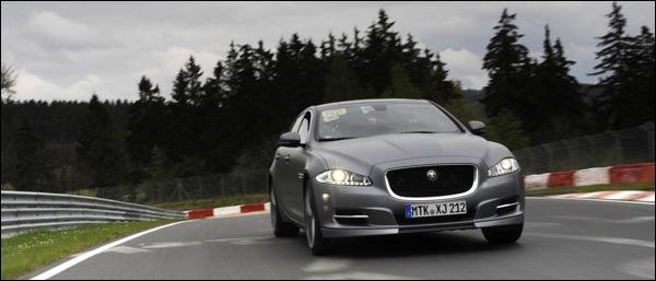 Jaguar XJ Supersport Ringtaxi